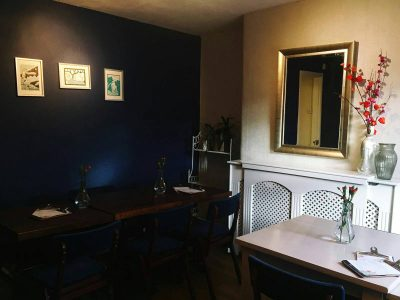 Dining Room Now Open